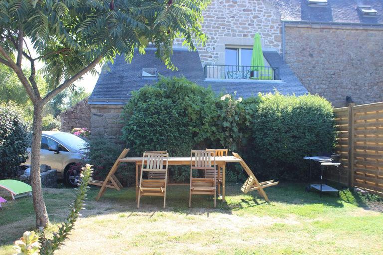 toit terrasse et jardin le loft