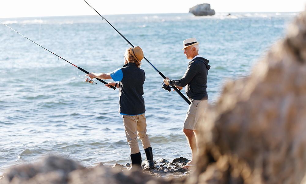 pêche en morbihan