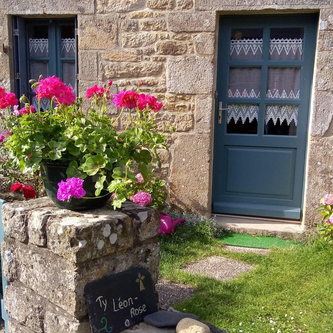 Come Recintare Un Giardino ty léon-rose, un cottage su misura per le vostre vacanze in