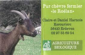Le Roëlan - fromage de chèvre AB