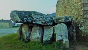 dolmen de Crucuno