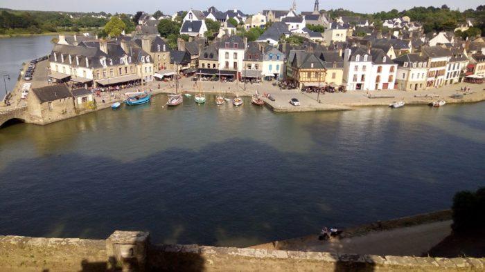 Read more about the article La visite d'Auray & Saint Goustan, son port médiéval