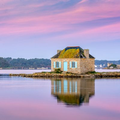 Saint Cado Belz Morbihan
